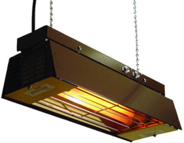 Infrared Greenhouse Heater