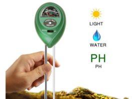 professional soil pH tester