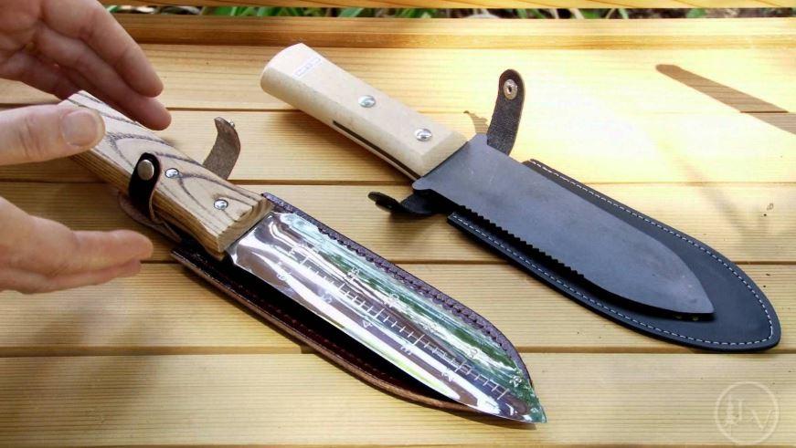 japanese hori hori knife
